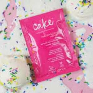 3/$15 Cake The Smooth Move Moisture Melt Hair Mask